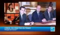 Bérengère Bonte, auteur  «Dans le secret du conseil des ministres»