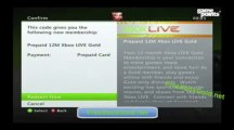 Free Xbox Live Gold Codes Xbox Live Gold Membership Generator FREE Xbox Live 2013
