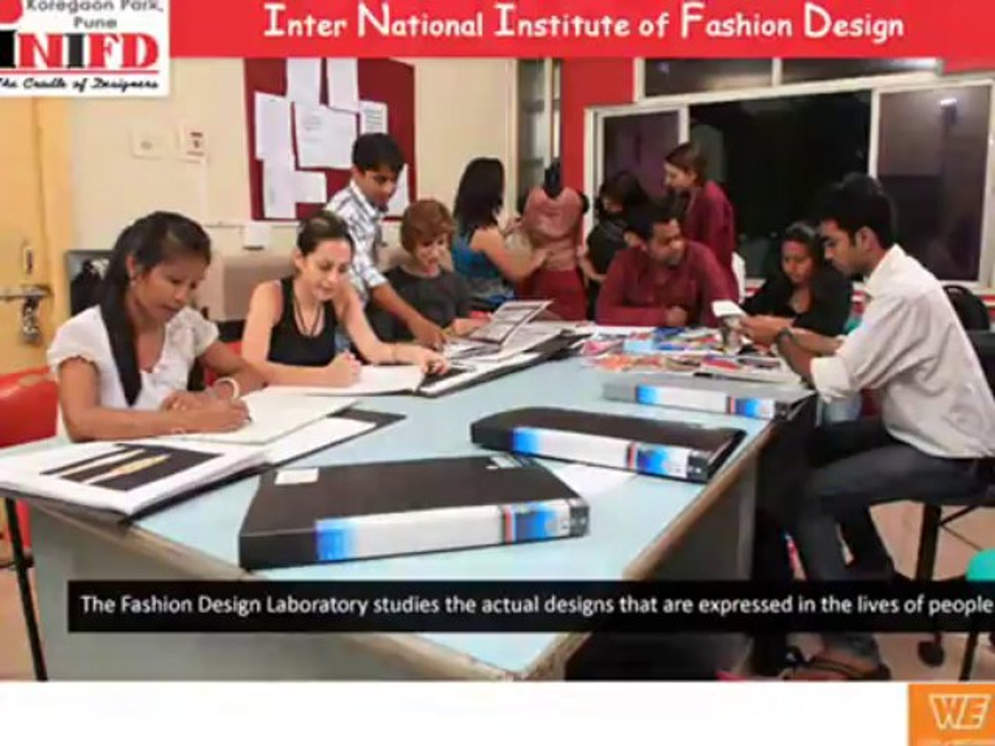 Inifd A Perfect Institute Of Design In Pune For Design Aspirants Video Dailymotion