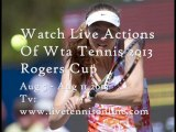 HD STREAMING WTA 2013 Rogers Cup