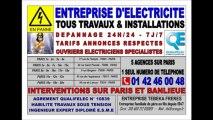 PARIS 75006 - ELECTRICIEN - 0142460048 - 50 RUE DE RENNES - PARIS 6