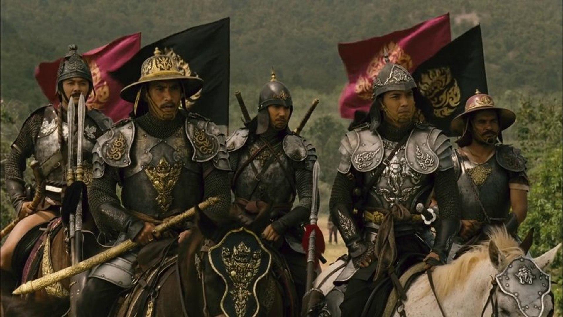 พระนเรศวรมหาราช King Naresuan 2 Blu-ray English subs
