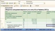 Видеоурок Заполнение отчета по прибыли в 1С Бухгалтерии  8 для Украины