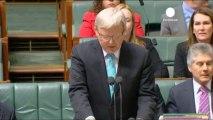 La charge médiatique de Murdoch contre K.Rudd en Australie