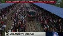 Bangladéš po Ramadáne - železnice nestíhajú rozvážať cestujúcich