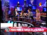 FLORENCIA PEÑA Y OTRAS FAMOSAS EN VIDEOS HOT VENTA CALLEJERA