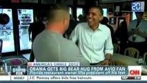 Le zapping décalé de la présidentielle américaine.