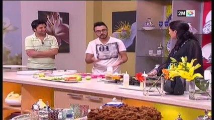 Cuisine Pas Chere : Recette Poulpe Et Requin Avec Ahmed Chawki