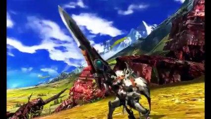 Epic trailer de Monster Hunter 4