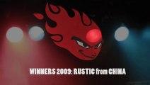 Rustic (China), GBOB 2009 World Champions - live at World Final