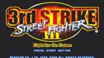 Best VGM 1332 - Street Fighter III 3rd Strike - Jazzy NYC '99 (Alex & Ken Stage)