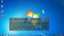 Astuce informatique - Cacher un dossier sur  le bureau