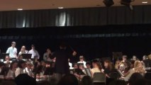 Celtic Ritual - 8th Grade Band 2013 AMS Winter Concert