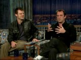 Matt Stone and Trey Parker Interview on Late Night with Conan O'Brien - 10/13/2004