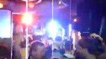 Irish policeman caught on camera dancing at festival