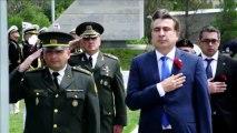 Géorgie: 5ème anniversaire de la guerre avec la Russie