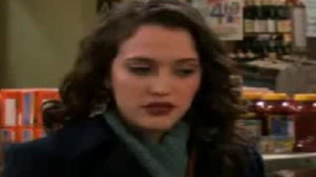 2 Broke Girls Season 2 Episode 15 And the Psychic Shakedown