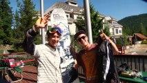 Slash snowboard team invades High Cascade Snowboard Camp - TransWorld SNOWboarding