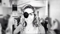 Sheryl Crow Suffers Eye Injury, Wears Patch