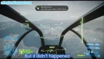 Battlefield 3 Invisible Jet Glitch