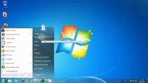 Cours informatique debutant - Partie 2 - Le menu demarrer Windows 7
