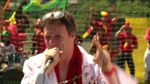 Insolite : une chanson pour soutenir la Belgique au Mondial !