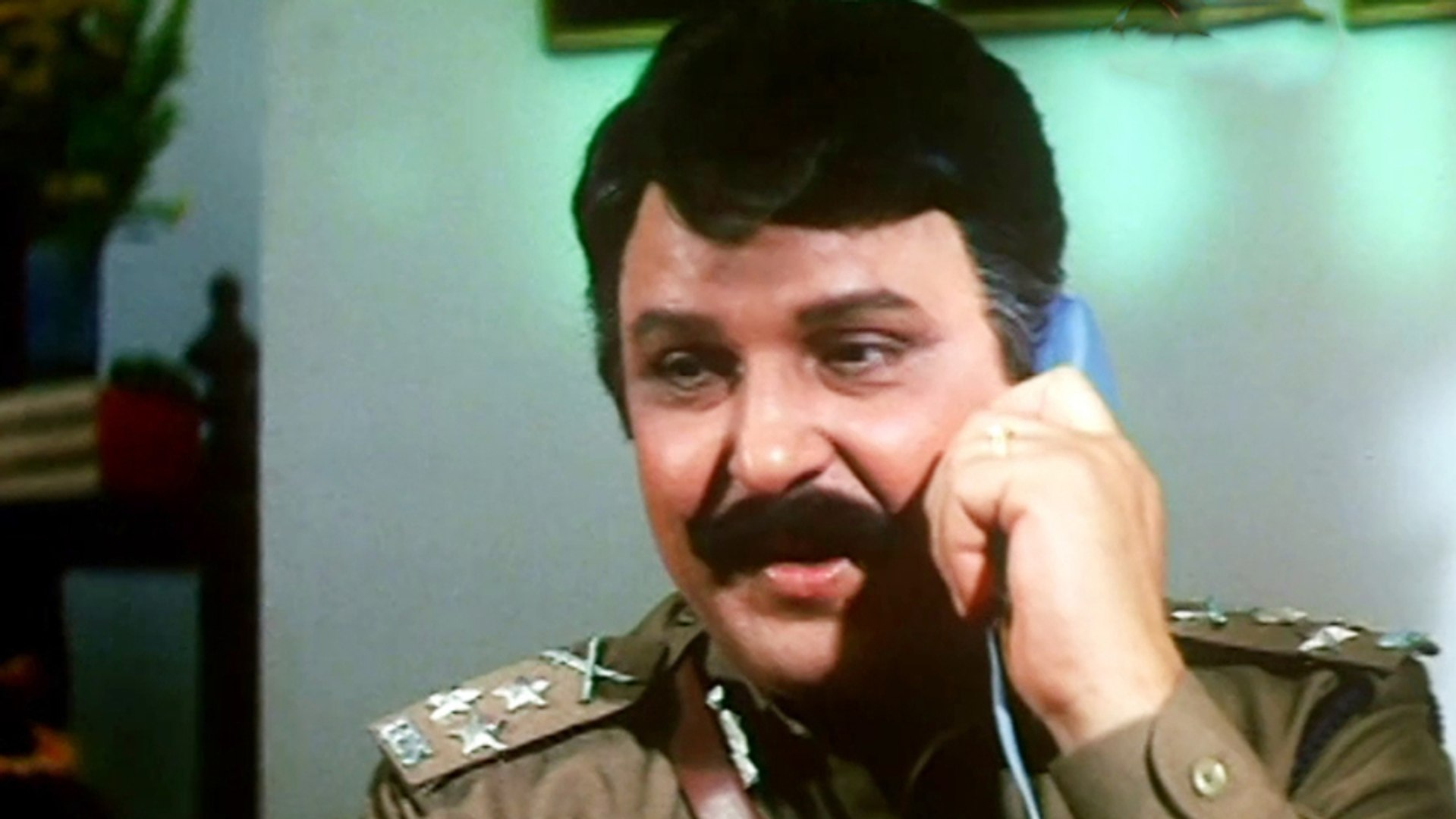 Gudachari No 1 [Arjun] Movie Part-03 - Sarath Babu Phone Call to His Daughter Simran - Arjun, Simran