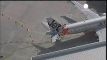 Australie : collision entre deux avions sur la piste