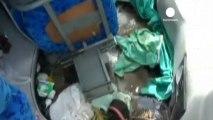 Thai bus crash leaves Russian tourists injured