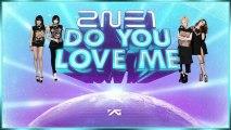 2NE1 - Do You LoveMe MV k-pop [german sub]