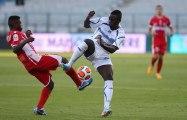 AJ Auxerre (AJA) - Nîmes Olympique (NIMES) Le résumé du match (2ème journée) - 2013/2014