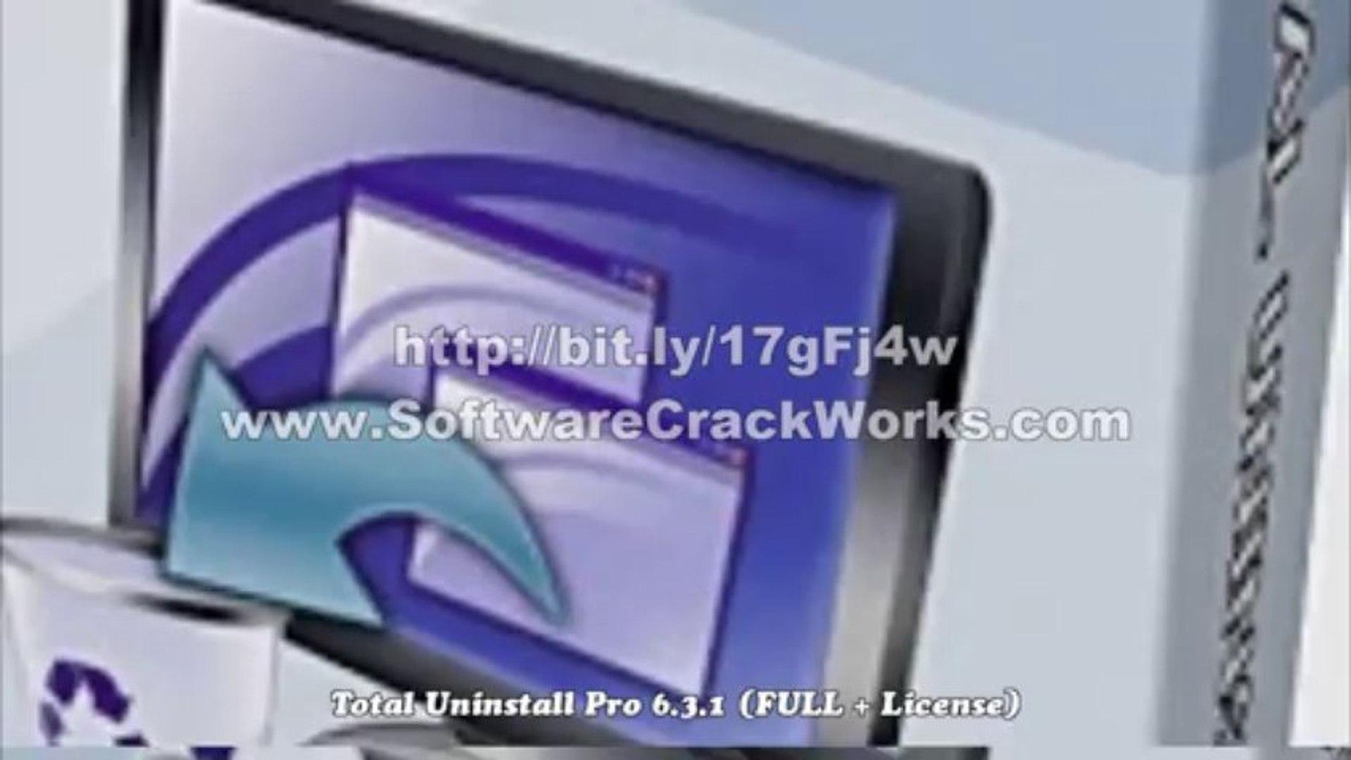 total uninstall 6.16 registration key