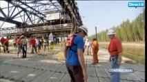 Les Constructeurs de l'Extrême - Péniche sur le Mississippi