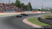iRacing Lotus 49 Race at SPA