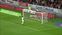 But Divock ORIGI (13ème) - LOSC Lille - FC Lorient (1-0) - 2013/2014