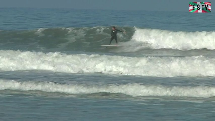Montalivet: Surf dans le Médoc - Euskadi Surf TV