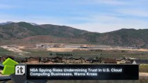Mass Surveillance News Byte: NSA Spying Risks Undermining Trust In U.S. Cloud Computing Businesses, Warns Kroes