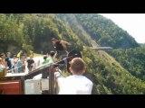 Saut à l'élastique du Pont de Ponsonnas