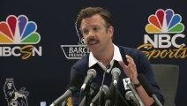 An American Coach in London... NBC Prank featuring Jason Sudeikis - Tottenham Hotspur Football Club