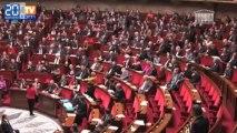Zapping: Christiane Taubira, star des débats sur le «Mariage pour tous»