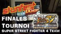 STUNFEST 2013 FINALES SUPER STREET FIGHTER 4 AE TEAM