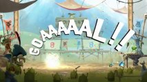 Rayman Legends - Le mode Kung-Foot