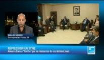 À Damas, Kofi Annan tentera de sauver son plan de paix après la tuerie de Houla