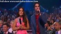 Video Harry from One Direction Tweerks Teen Choice Awards 2013