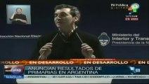 Partido de pdta. Fernández reafirma su fuerza política en Argentina