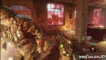 """Black Ops 2 """"MOB OF THE DEAD"""" Zombies Gameplay - NEW Zombie Boss! (Black Ops 2 Uprising DLC)"""