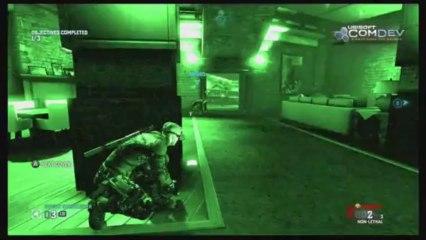 Sea Fort Co-Op mission walkthrough de Splinter Cell Blacklist