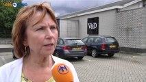 FNV-leden Vamp;D Aduard naar hoofdkantoor - RTV Noord