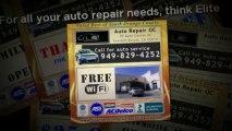949.415.5425 - Auto Service Laguna Hills, California