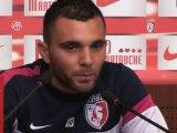 2013 Ligue 1 J02 REIMS LILLE, l'avant match, le 16 aout  2013
